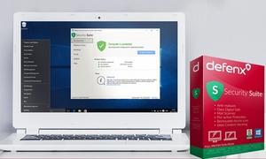 Suite di sicurezza Defenx per PC