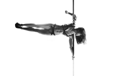 Two Drop-In Pole-Dancing Classes or 90-Minute Party for Up to 16 at Smoke and Mirrors Fitness (Up to 60% Off)