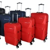 English Laundry 3-Piece Softside Spinner Luggage Set