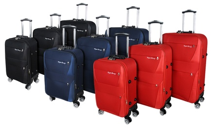 English Laundry 3-Pc Luggage Set