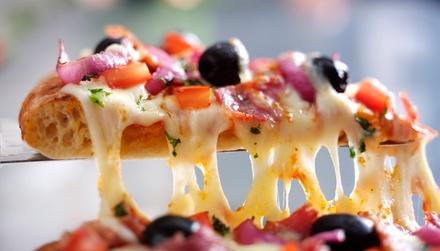 Je 1 Pizza nach Wahl à la carte für 2 oder 4 Personen in der Angelo Pizzeria (bis zu 60% sparen*)