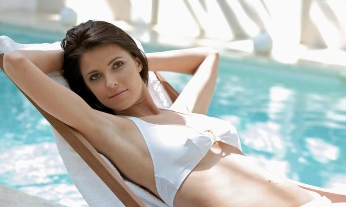 Elite Med Spa - Harbor Village: Up to 89% Off Laser Hair Removal Treatments at Elite Med Spa