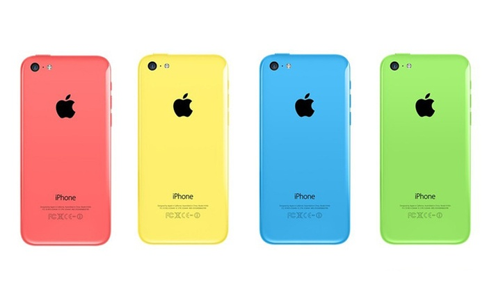 cheap iphone 5c unlocked iphone 5c 16gb gsm unlocked groupon goods 13791
