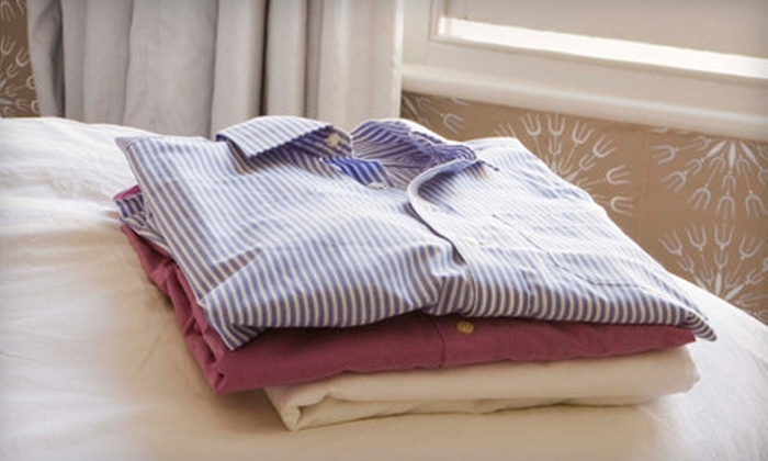 Master Cleaners - Epworth: Comforter Cleaning, Wedding-Dress Restoration, or $20 for $40 Worth of Dry Cleaning at Master Cleaners