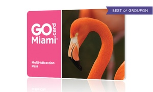 Smart Destinations: Two-Day All-Inclusive Go Miami Card Including Free Admission to 30+ Popular Miami Attractions