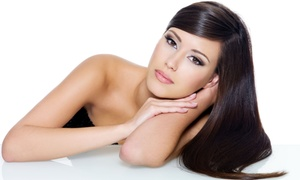 Jennifer Lee at Revelations A Salon: Haircut with Optional Partial Highlights or Color, or an Updo from Jennifer Lee at Revelations A Salon (Up to 76% Off)