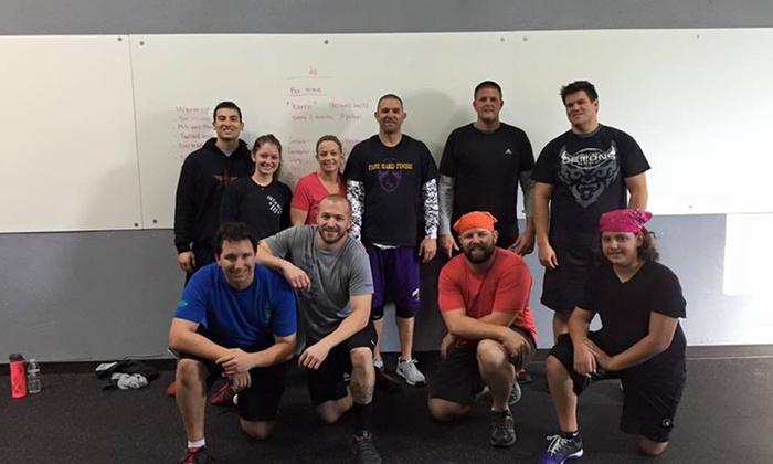 CrossFit North Phoenix - Deer Valley: One Month of Unlimited CrossFit Classes from CrossFit North Phoenix (65% Off)