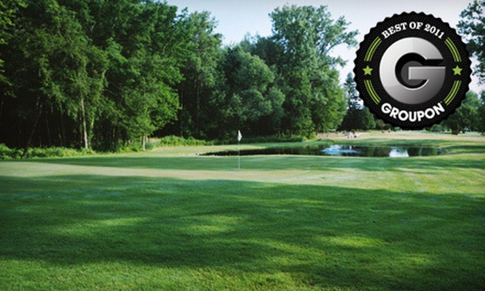 Branch River Golf & Tennis - Manitowoc Rapids: $44 for an 18-Hole Round of Golf for Two with Cart at Branch River Golf & Tennis in Cato (Up to $88 Value)
