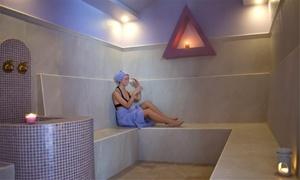 Sauna Milano Club Privè: Ingresso a spa naturista e privè con Bagno Turco, Sauna Finlandese e Idromassaggio da Sauna Milano Club Privè
