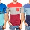 Distortion Men's Crew-Neck T-Shirts