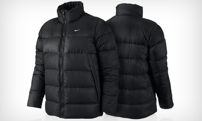 save up to 80% wholesale sales best loved Doudoune Nike Noire | Groupon Shopping