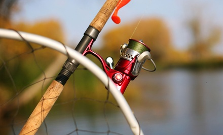 River-Fishing Trip for Two, Four, or Six from Captain Hook's Charter Fishing (Half Off)
