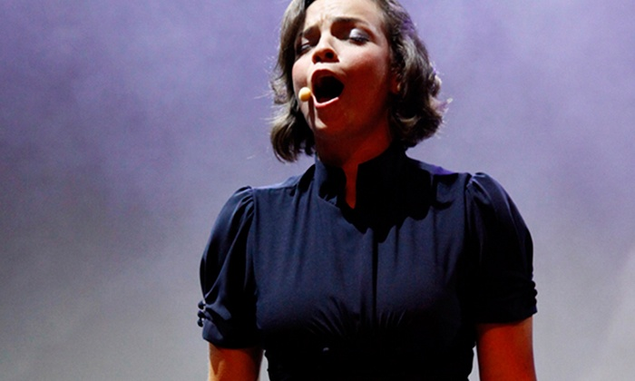 """""""Piaf! Le Spectacle"""" - Zeiterion Theatre: """"Piaf! Le Spectacle"""" on October 25 at 2 p.m."""