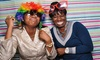 MagicSmilesPhotoBooth - St. Albans: Two-, Three-, or Four-Hour Open-Air Style Photo-Booth Rental from MagicSmilesPhotoBooth (Up to 50% Off)