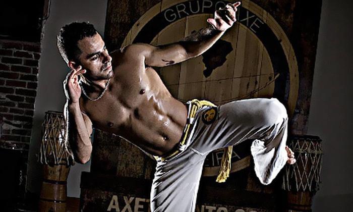 Axe Capoeira Toronto - Toronto: 10 or 20 Adult or Kids' Capoeira Classes at Axé Capoeira Toronto (92% Off)