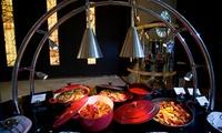 Iftar Buffet with Drinks for Up to Six People at Layali Al Baraka - Jumeirah Hotel at Etihad Towers