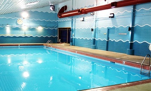 Chicago Racquet and Fitness: One- or Two-Month Gym Membership & Locker Rental at Chicago Racquet and Fitness (Up to 67% Off)
