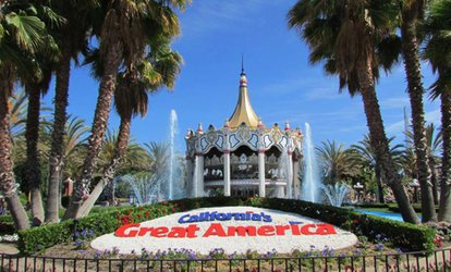 $39 for Single-Day Admission for One Person to California's Great America ($71 Value)
