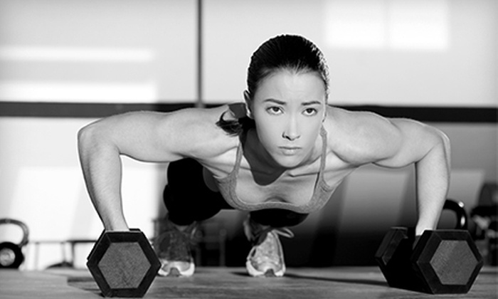 CrossFit Valencia - Santa Clarita: $39 for One Month of Unlimited CrossFit Classes at CrossFit Valencia ($150 Value)