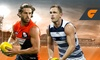 GIANTS v Geelong Cats - 4 Ticket Bundle