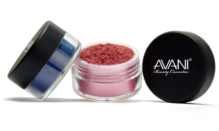 AVANI Dead Sea Cosmetics Mineral Eye Shadow Trios: Avani Dead Sea Mineral Eye Shadow Trios. Multiple Color Combinations Available. Free Shipping.