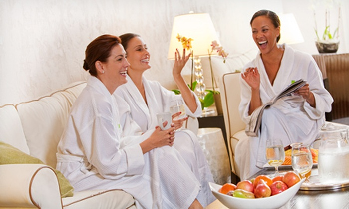 The Spa at PGA National Resort - Palm Beach, FL: $99 for a Spa-Day Package with Mineral-Pool Access and Lunch at The Spa at PGA National Resort (Up to $210 Value)