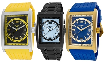 Swiss Legend Limousine Men's Watches from $39.99 to $59.99