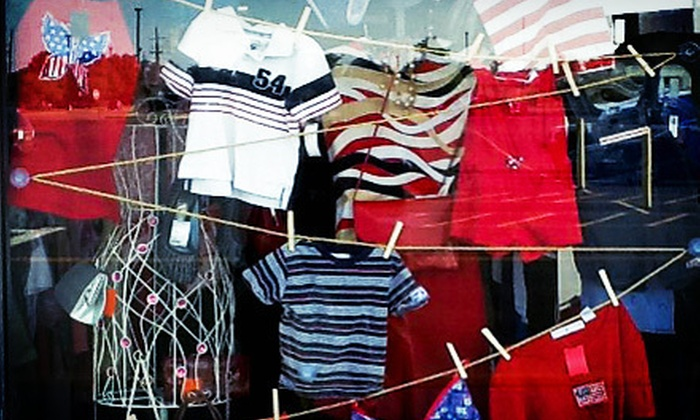 Small Wonders Boutique - Henrietta: Women's and Children's Consignment Apparel and Accessories at Small Wonders Boutique (Half Off). Two Options Available.