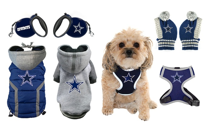e33fe43bd8f NFL Cowboys Pet Collection | Groupon Goods