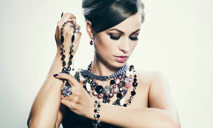 Clique Gallery - Boutique - Addison: Jewelry, Pearls, and Gemstones at Clique Gallery (52% Off). Two Options Available.