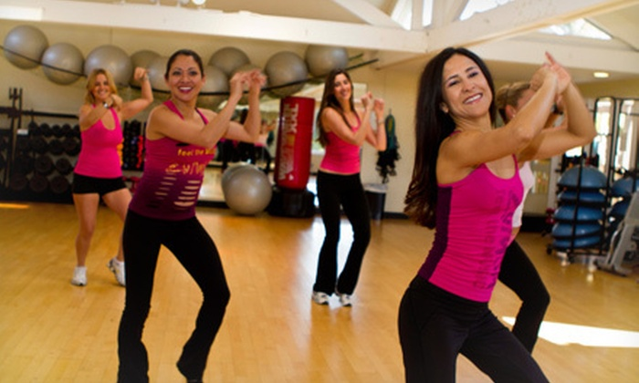 Dance2Fitness - Multiple Locations: $29 for Five Zumba Classes at Dance2Fitness ($60 Value)