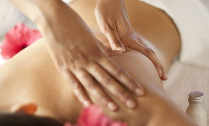1-Hour Relaxation Massage ($39) or a 2-Hour Pamper Package ($59) at Wu's Day Spa and Massage (Up to $180 Value)