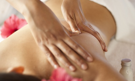 60-Minute Pamper Package for One ($59) or Two People ($115) at Heavenly Retreat Day Spa (Up to $250 Value)