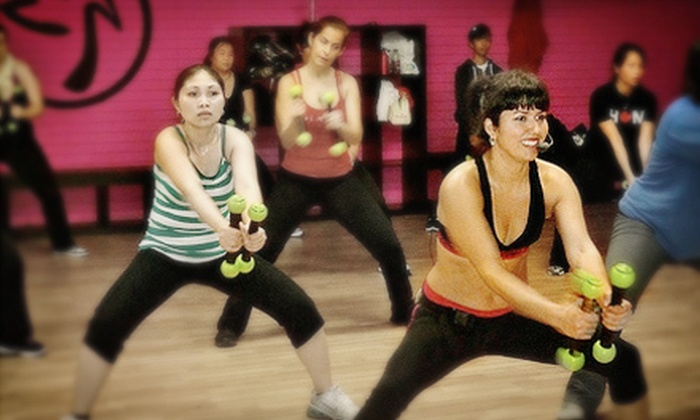 Zumba Latin Fitness Ztudio - Burnaby: One Month of Weekday-Morning Zumba Classes or 10 or 20 Classes at Zumba Latin Fitness Ztudio in Burnaby (Up to 58% Off)