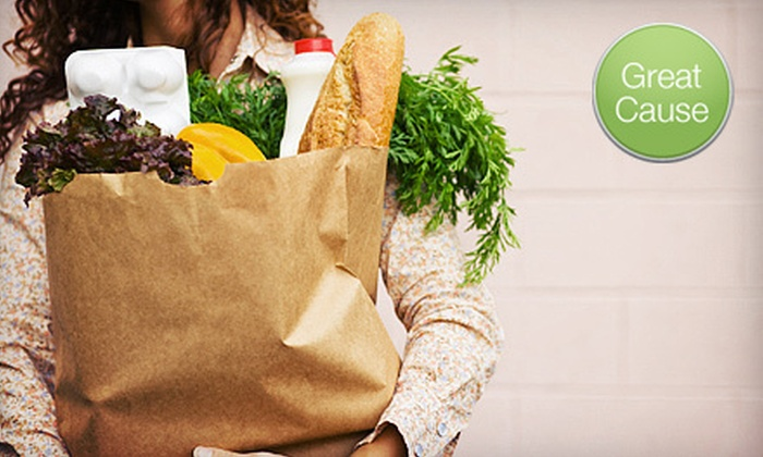 Westchase Charitable Foundation - Tampa Bay Area: $10 Donation to Help Provide Groceries for Families