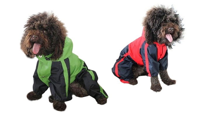 $20 Raincoat Jacket for Dogs in Choice of Colour