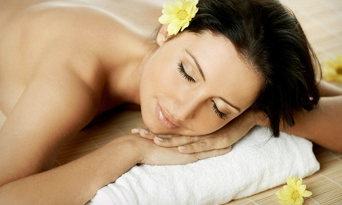 Healing Massage Therapy North Carolina - Asheville: 60- or 90-Minute Massage with Aromatherapy, Dry-Brush Exfoliation, and Foot Pumice at Healing Massage Therapy (53% Off)