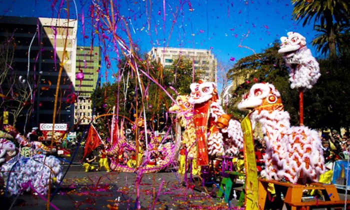 Tet Festival - Rockspring: Tet Festival for One or Two at History Park/Kelly Park on February 28 and March 1 (Up to Up to 50%Off)