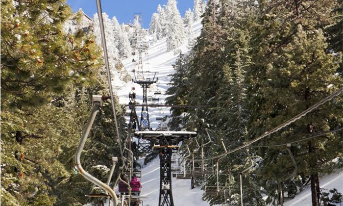 Mt. Baldy - Mt. Baldy: Scenic Lift Ticket for Skiing and Snowboarding for One or Two Adults at Mt. Baldy (Up to 50% Off)