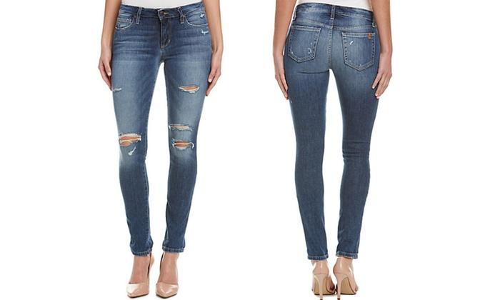 Joe's Jeans Women's Distressed Skinny Jeans (Sizes 29 & 31)