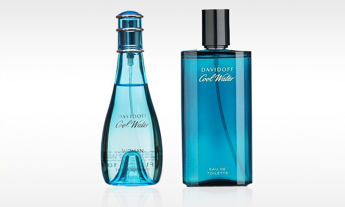 Rs.1599 for a Davidoff Cool Water Perfume. Choose from 2 Options.
