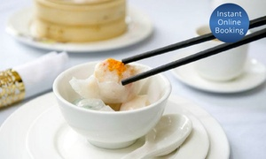 Fat Buddha: 10-Dish Yum Cha Banquet for Two ($39), Four ($77), Six ($115) or Ten People ($185) at Fat Buddha (Up to $428 Value)