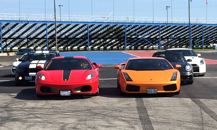 Ultimate Exotics - Stoney Creek Industrial: Driving Experience in a Ferrari, Lamborghini, Porsche, Nissan, or Audi R8 from Ultimate Exotics (Up to 54% Off)