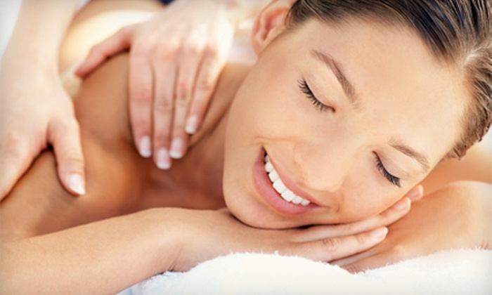 Back2Life - Meridian: $25 for a 60-Minute Massage with Peppermint Aromatherapy at Back2Life ($60 Value)