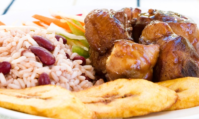 Antojitos Criollos - Dayton: Caribbean and Puerto Rican Food at Antojitos Criollos (45% Off). Two Options Available.