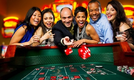 Dîner en 3 services, apéritif et 30, 60 ou 90 € de crédit de jeu pour 2, 4 ou 6 personnes dès 49,99€ au Casino de Dinant