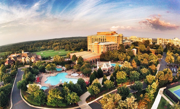 Lansdowne Resort - Leesburg, VA: Stay for Two at Lansdowne Resort in Leesburg, VA. Dates into September.