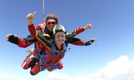 One Tandem Skydiving Jump from Cincinnati Skydiving (53% Off)