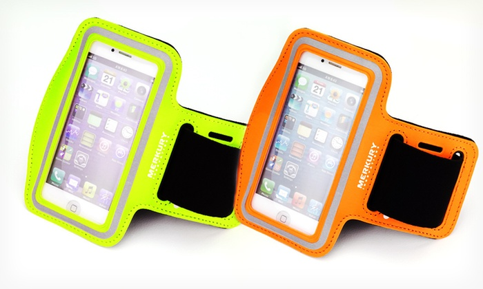 Merkury Innovations Armbands: $7.99 for a Merkury Innovations iPhone/iPod Armband ($29.99 List Price). 2 Styles and 2 Colors Available. Free Returns.