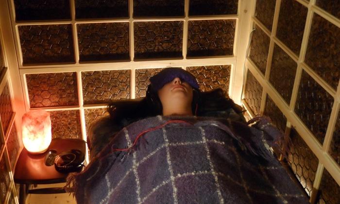Cedar Spirit - Holistic Place: Three or Six Sessions in a Siberian Cedar-Panel Healing Chamber at Cedar Spirit   (Up to 62% Off)